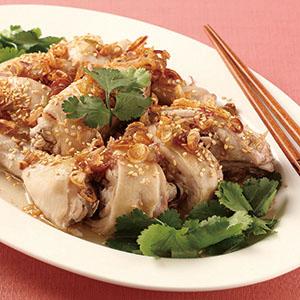 芝麻香蔥雞(1)
