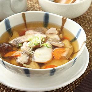 魚片鮮菇湯(1)