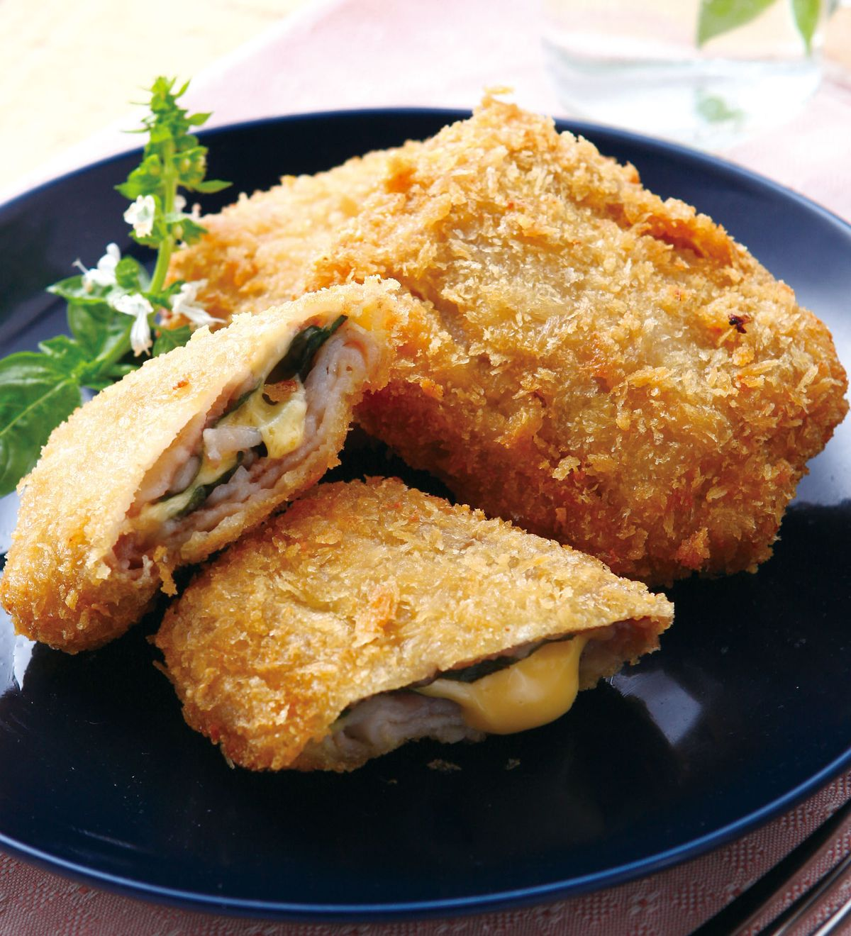 食譜:香煎千層乳酪