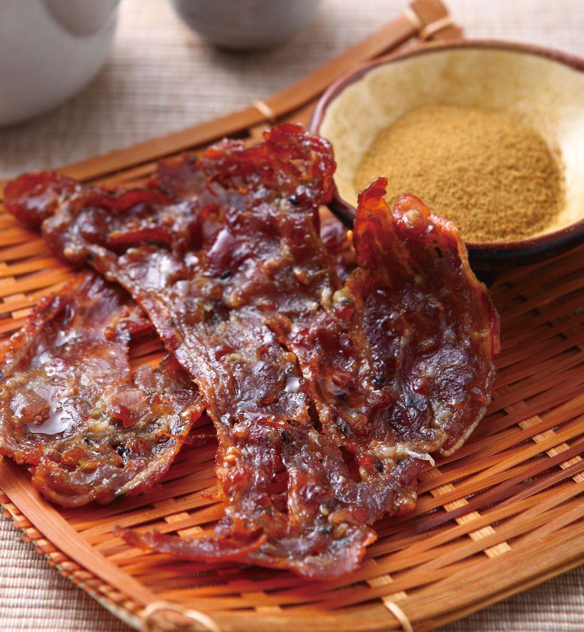食譜:羊肉脆片