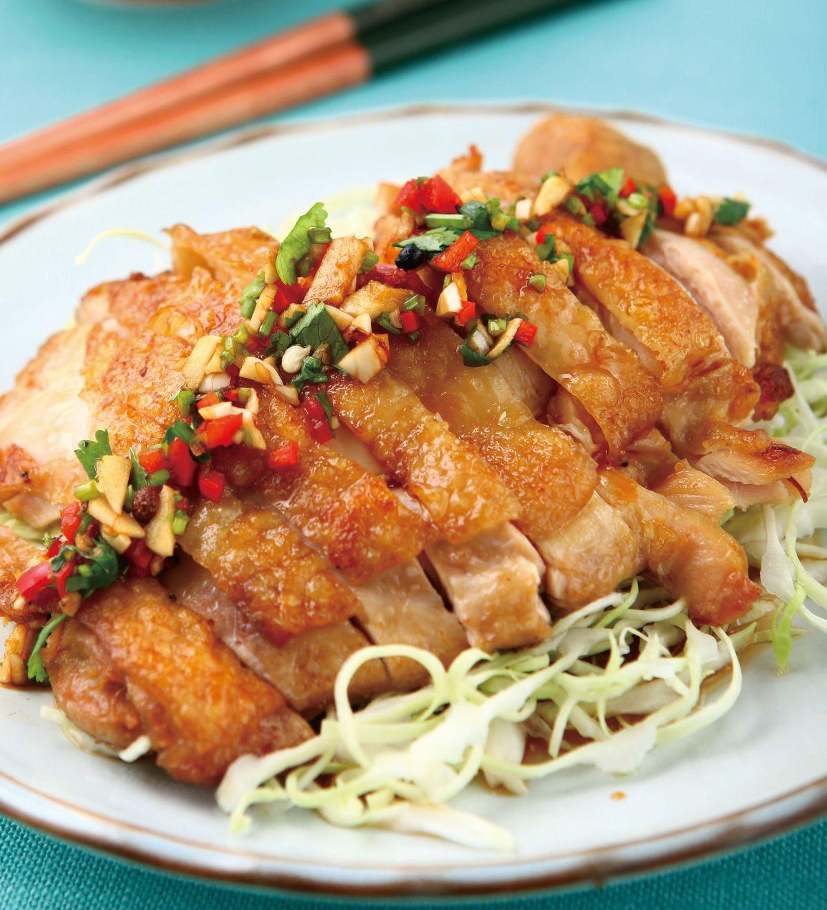 食譜:椒麻雞(13)