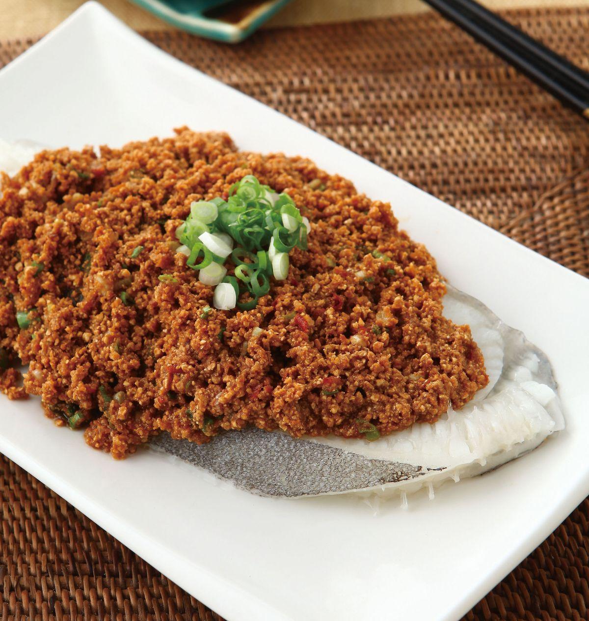 食譜:豆酥鱈魚(19)