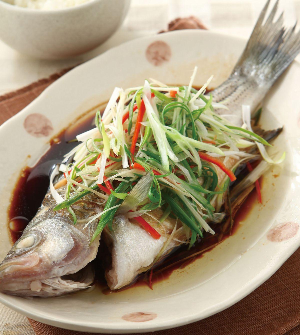 食譜:清蒸魚(11)