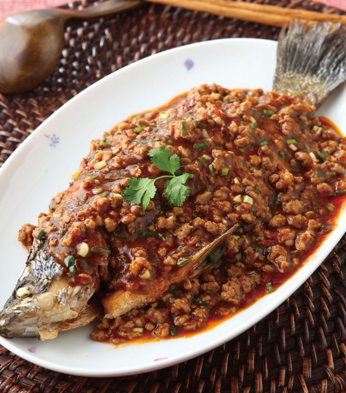 食譜:豆瓣魚(8)