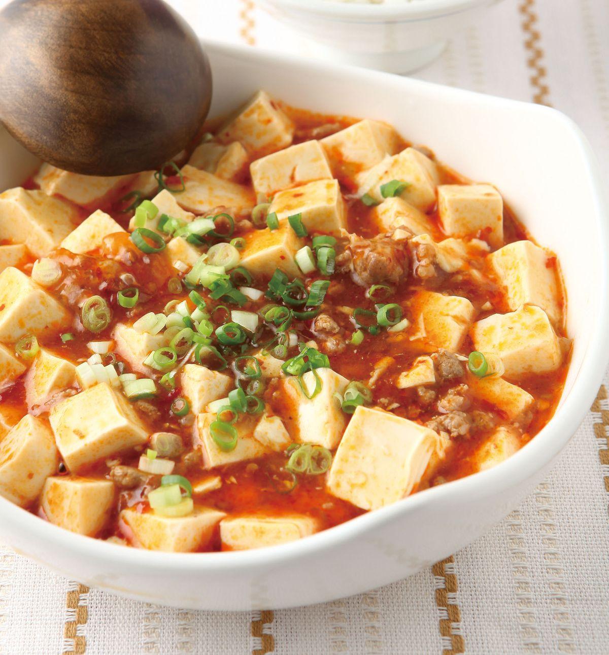 食譜:麻婆豆腐(43)