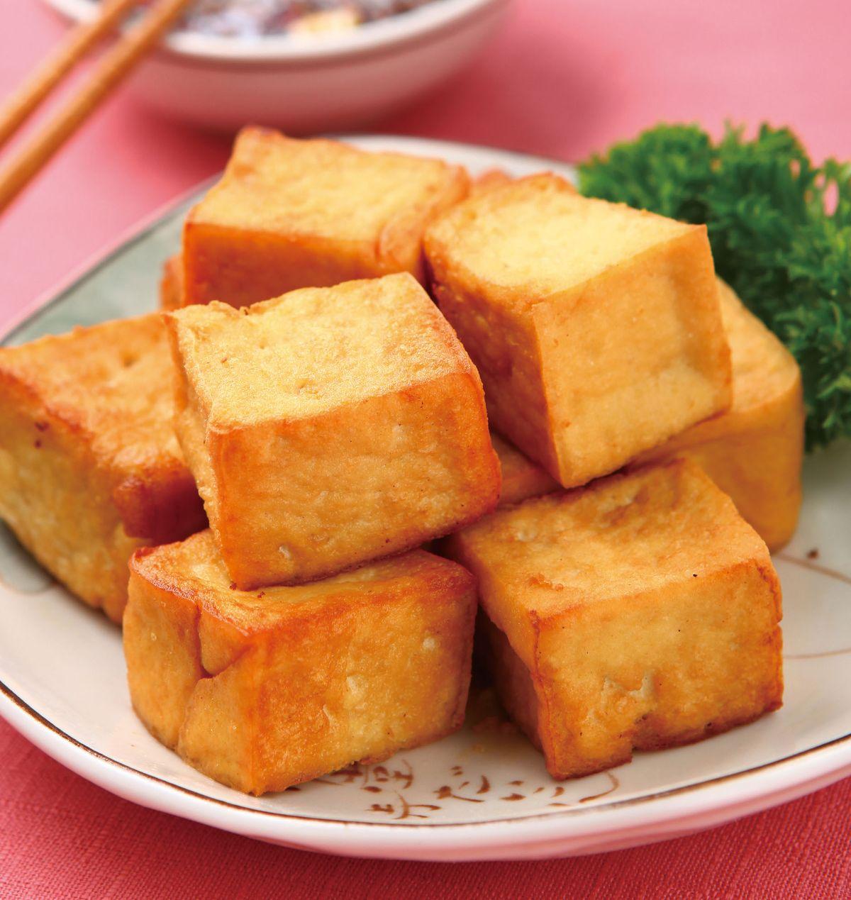 食譜:脆皮豆腐(5)