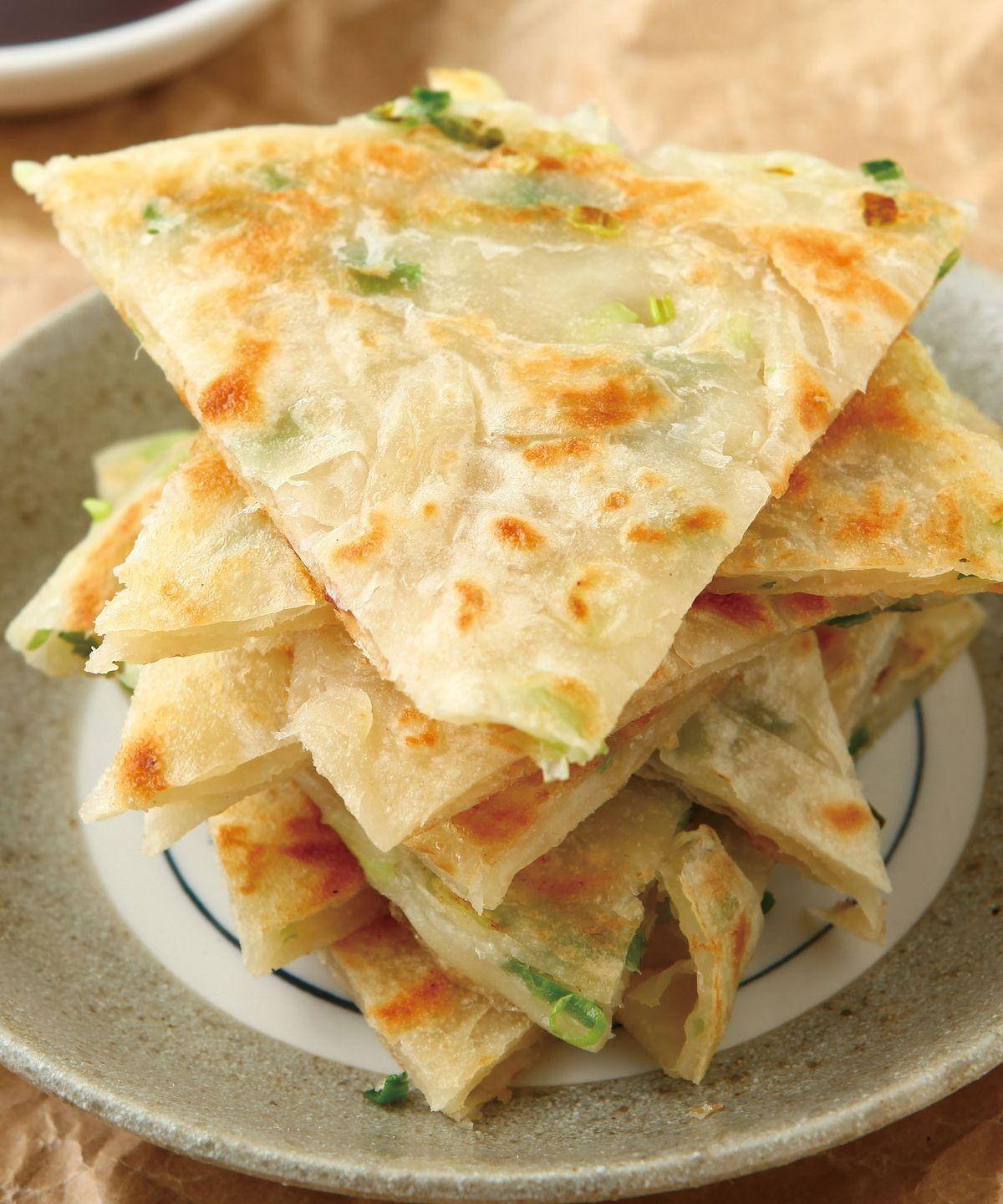 食譜:蔥油餅(10)