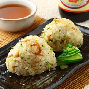 魚香御飯糰