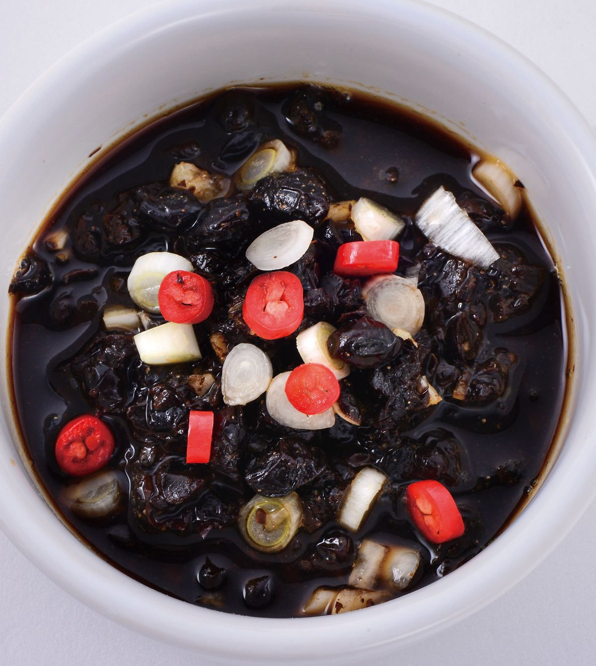 食譜:豆豉醬(3)