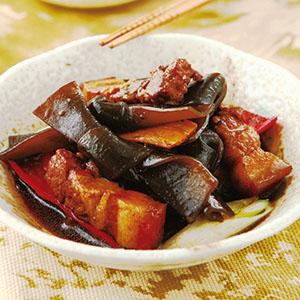 海帶燒肉(2)