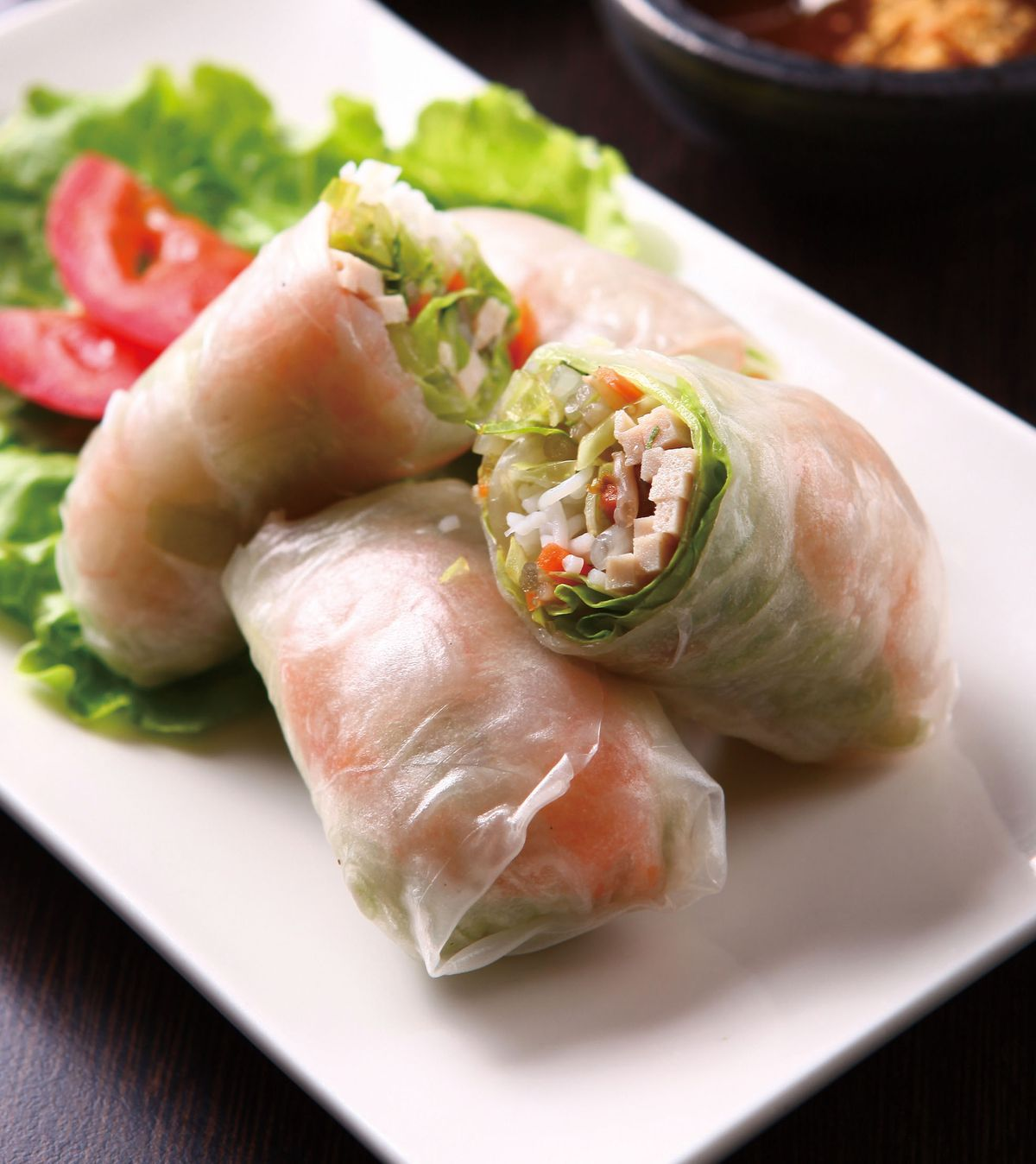 食譜:越南生春捲(1)