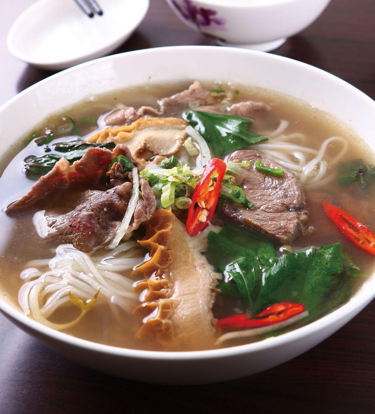 食譜:越南牛肉河粉