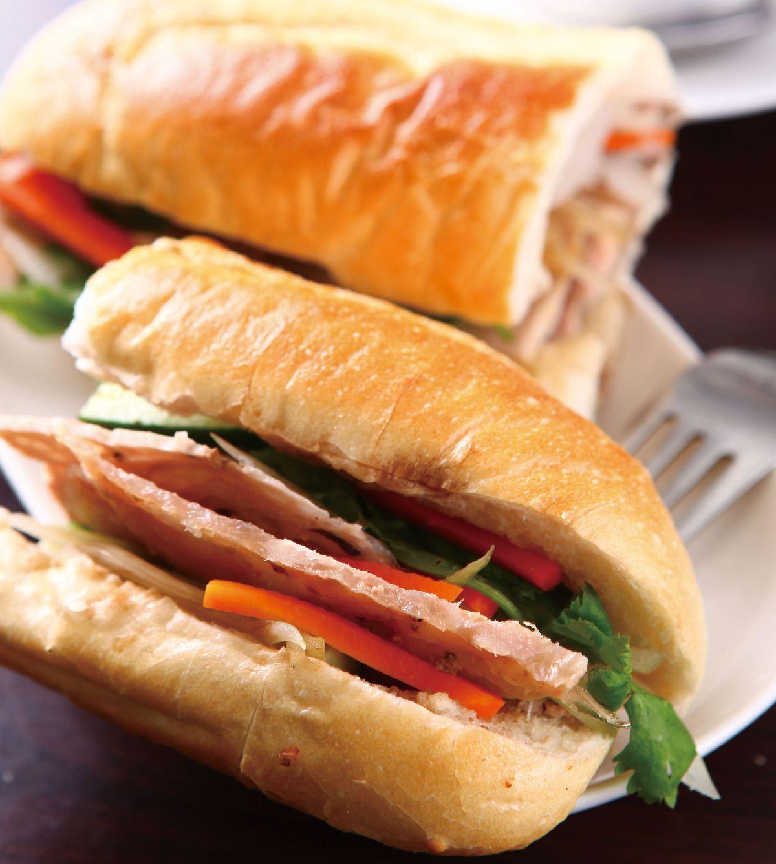 食譜:越南麵包