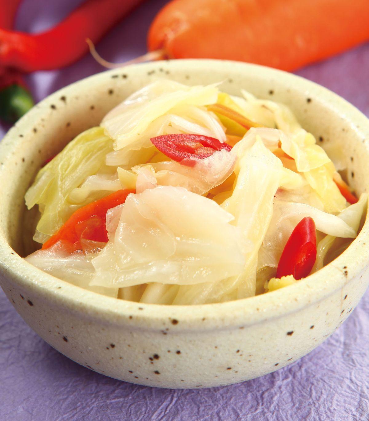 食譜:台式高麗泡菜