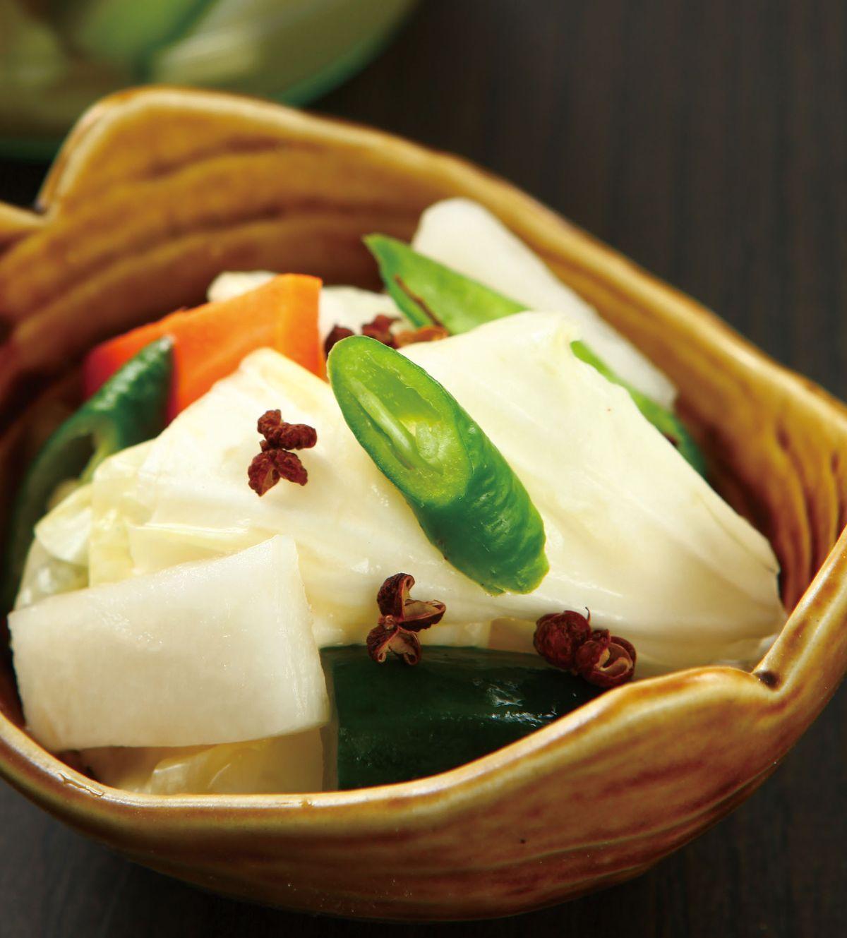 食譜:四川高麗泡菜