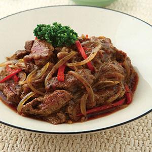 黑胡椒牛柳(2)