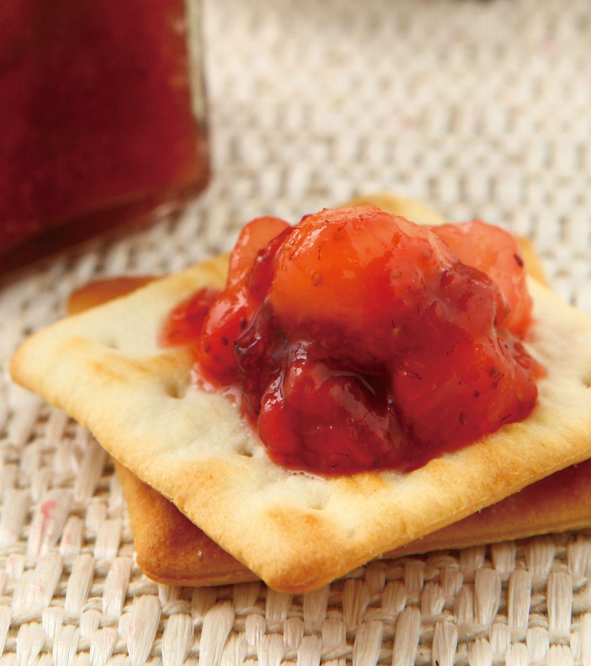 食譜:草莓果醬(5)