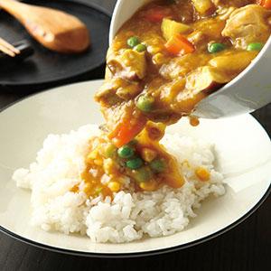 咖哩雞肉燴飯(1)