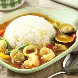 葡式海鮮燴飯