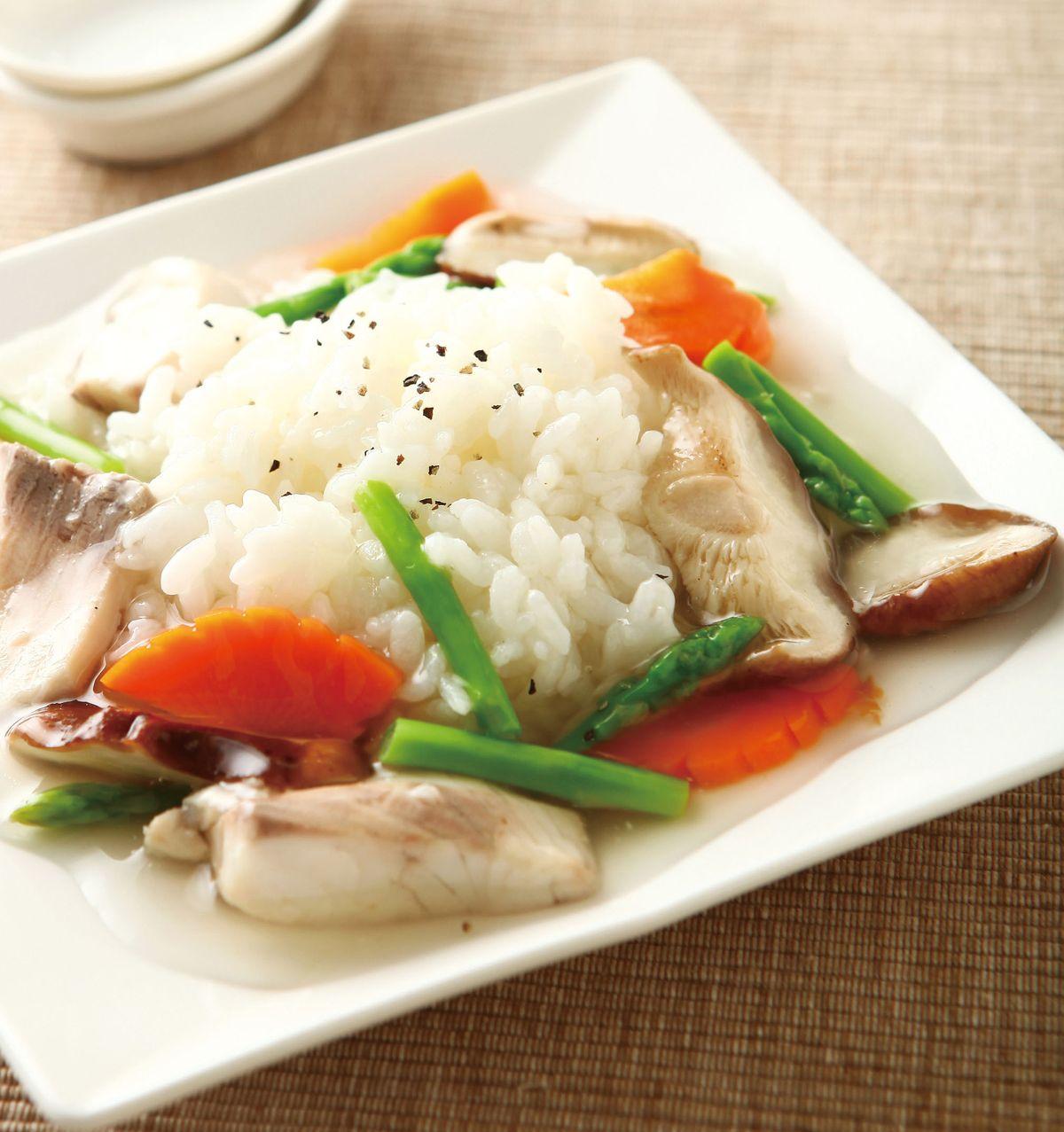 食譜:魚片燴飯(1)