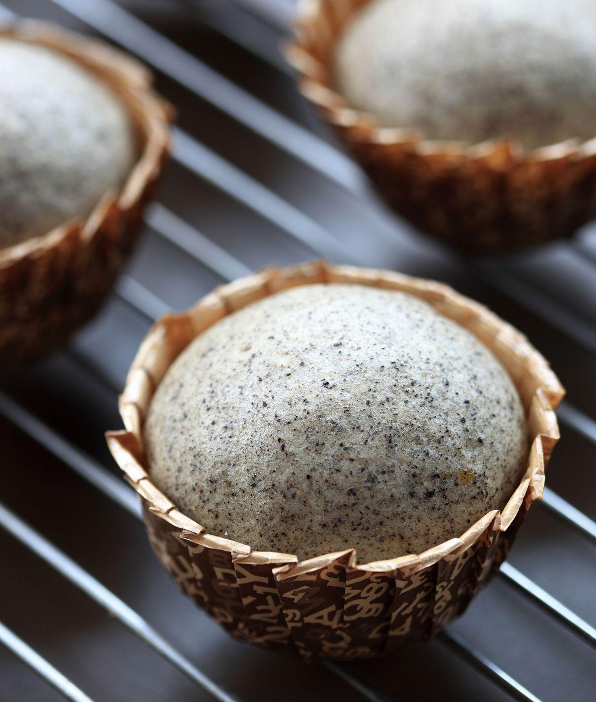 食譜:芝麻豆腐蒸蛋糕