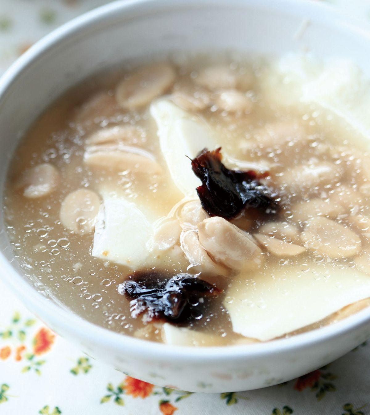 食譜:花生仁湯豆腐腦