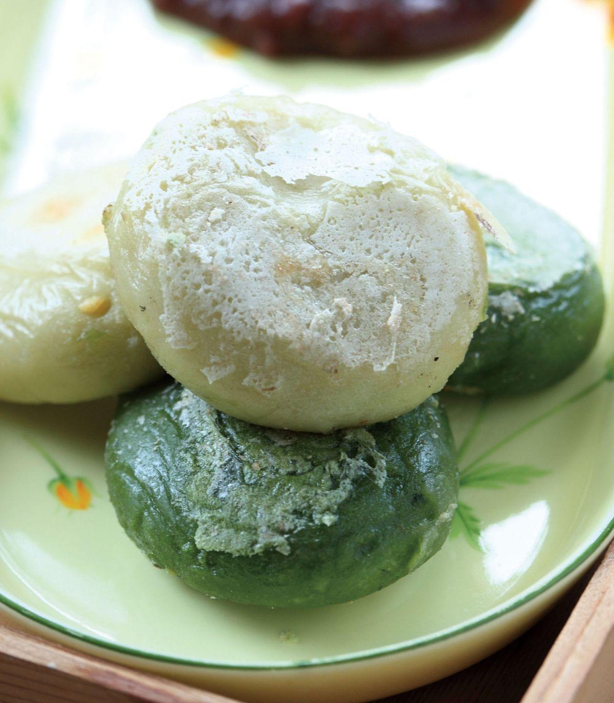 食譜:豆腐麻糬