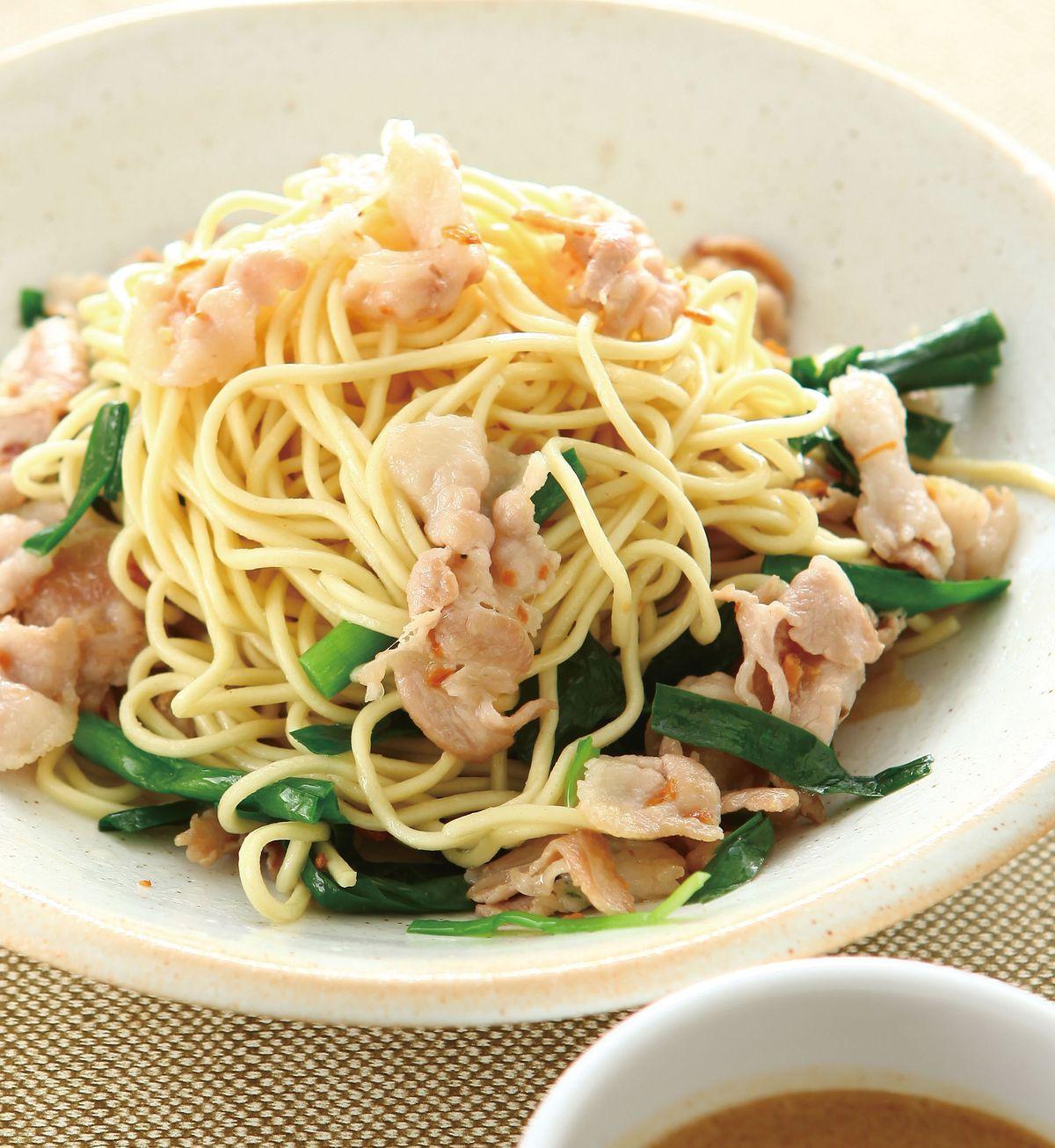 食譜:蒜香芝麻冷麵