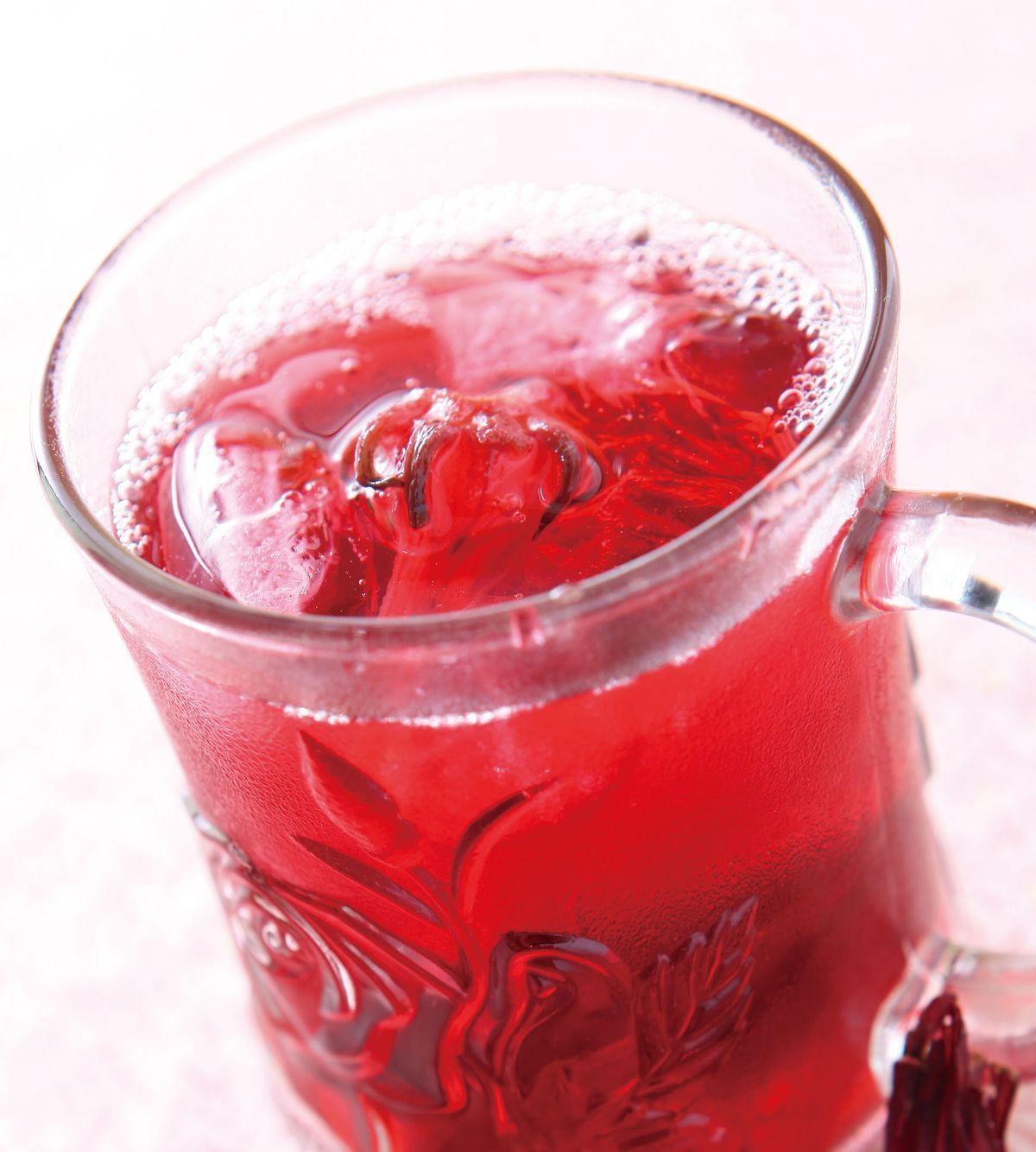 食譜:洛神花茶(2)