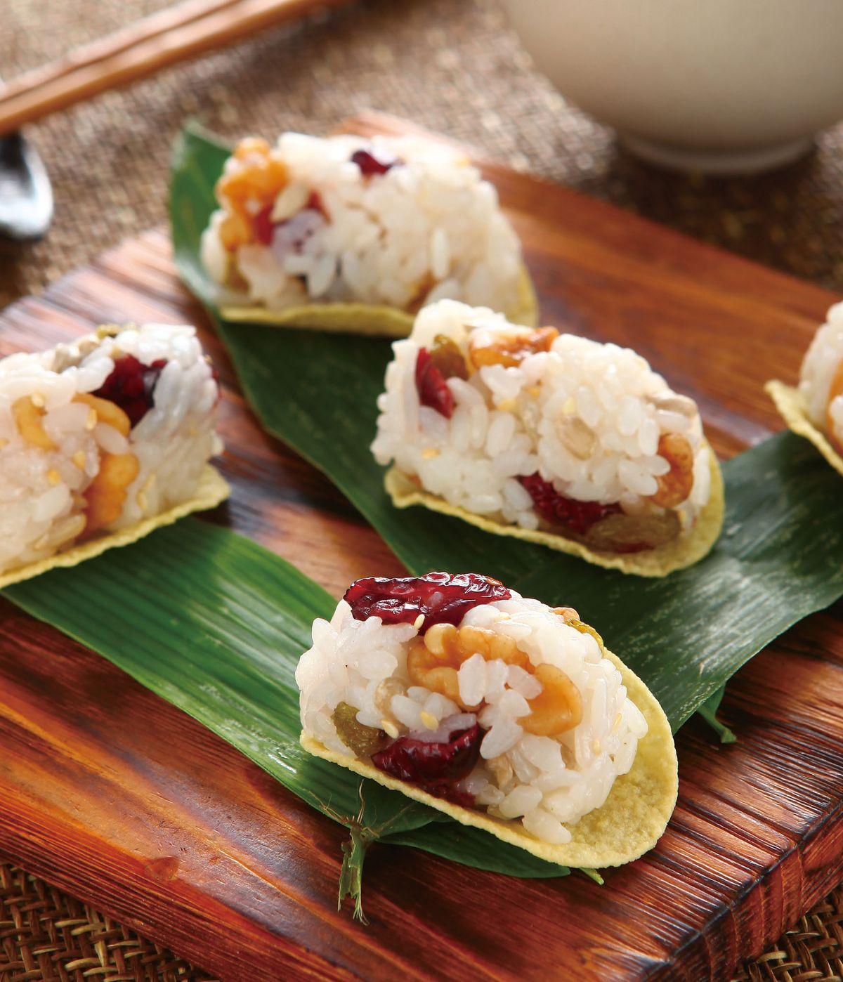 食譜:洋芋片握壽司
