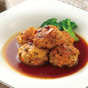 紅燒鮮蔬丸子