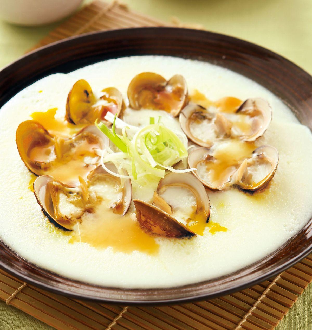 食譜:西施蛤蜊蒸