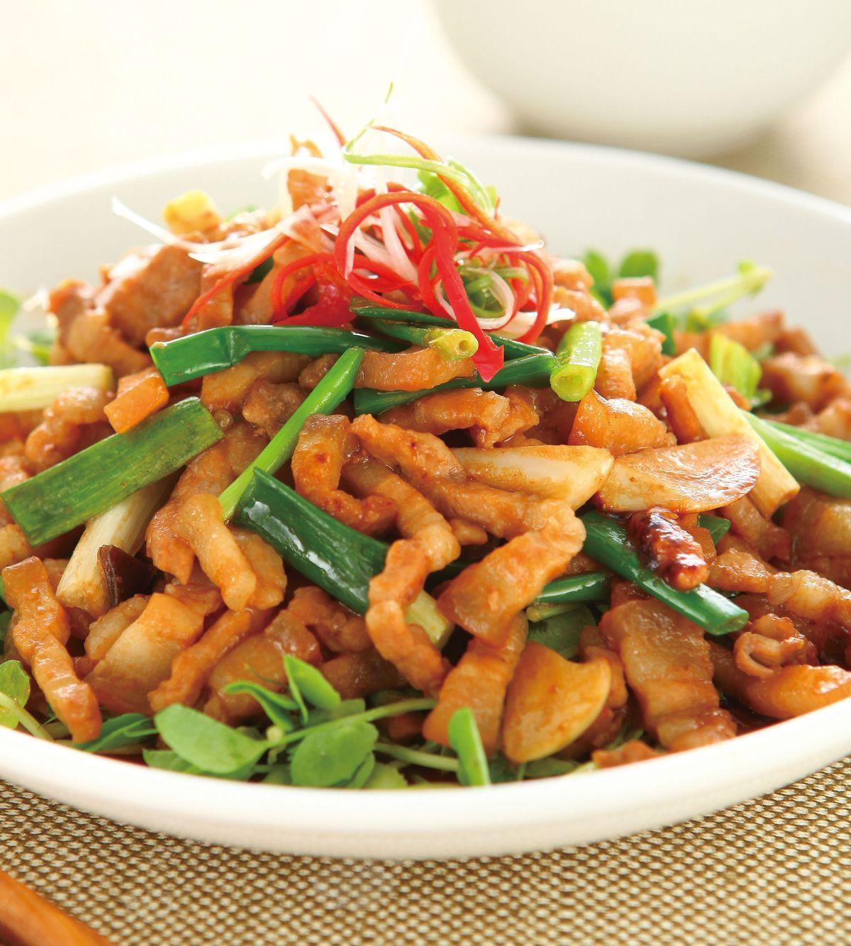 食譜:京醬肉絲(12)