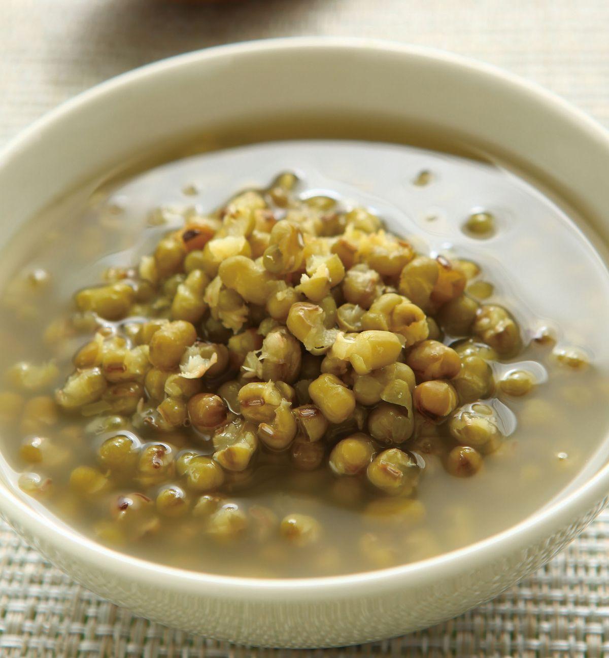 食譜:綠豆湯(2)