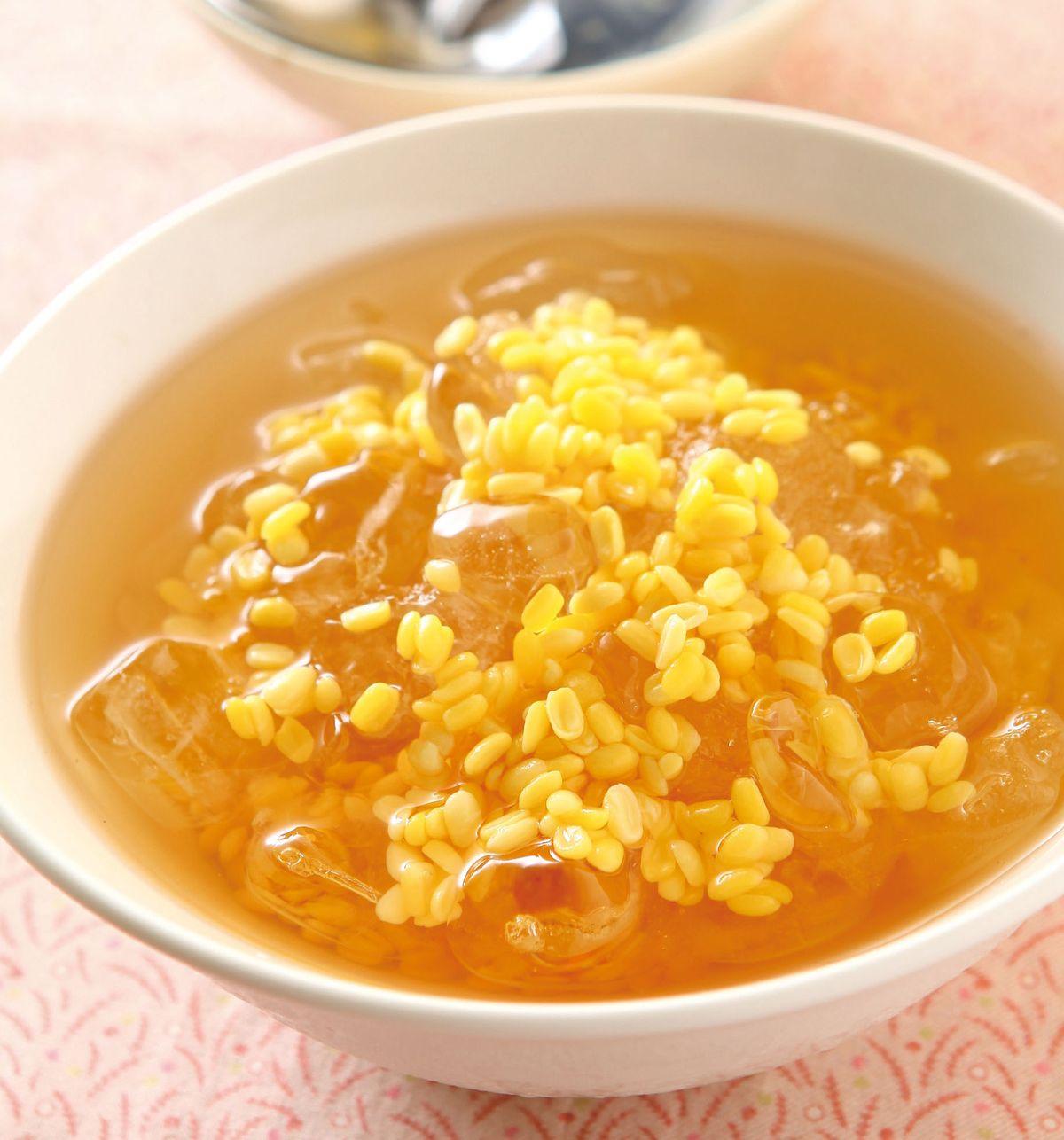 食譜:綠豆蒜