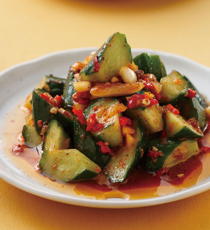 食譜:椒麻小黃瓜