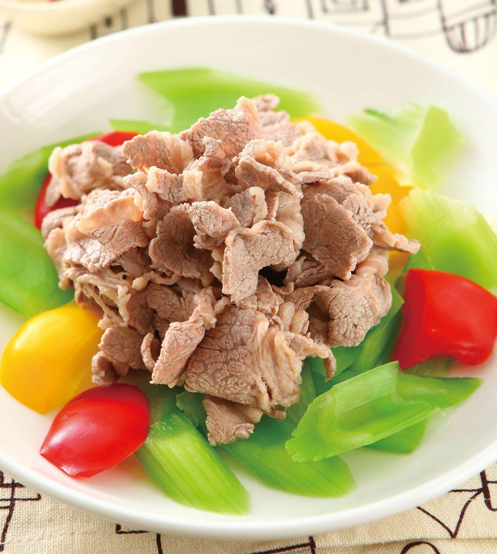 食譜:腐乳拌牛肉
