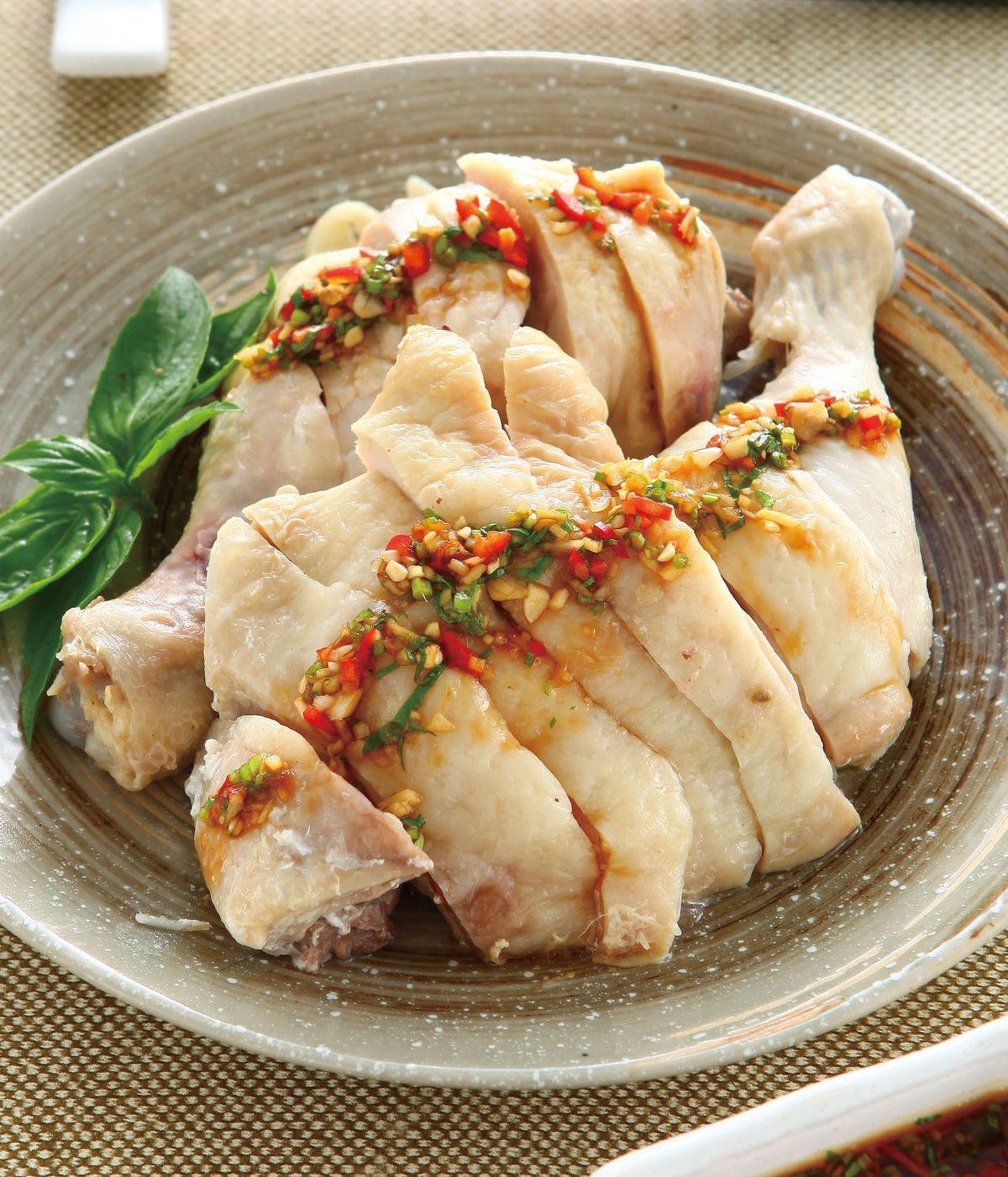 食譜:海南雞(2)