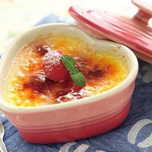 法式覆盆子烤布丁(1)