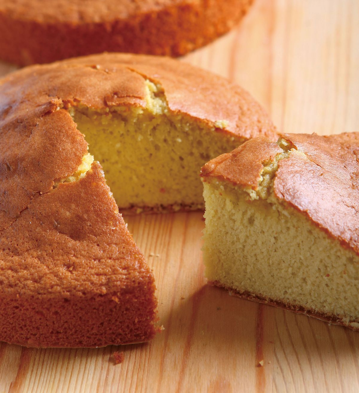 食譜:海綿蛋糕(4)