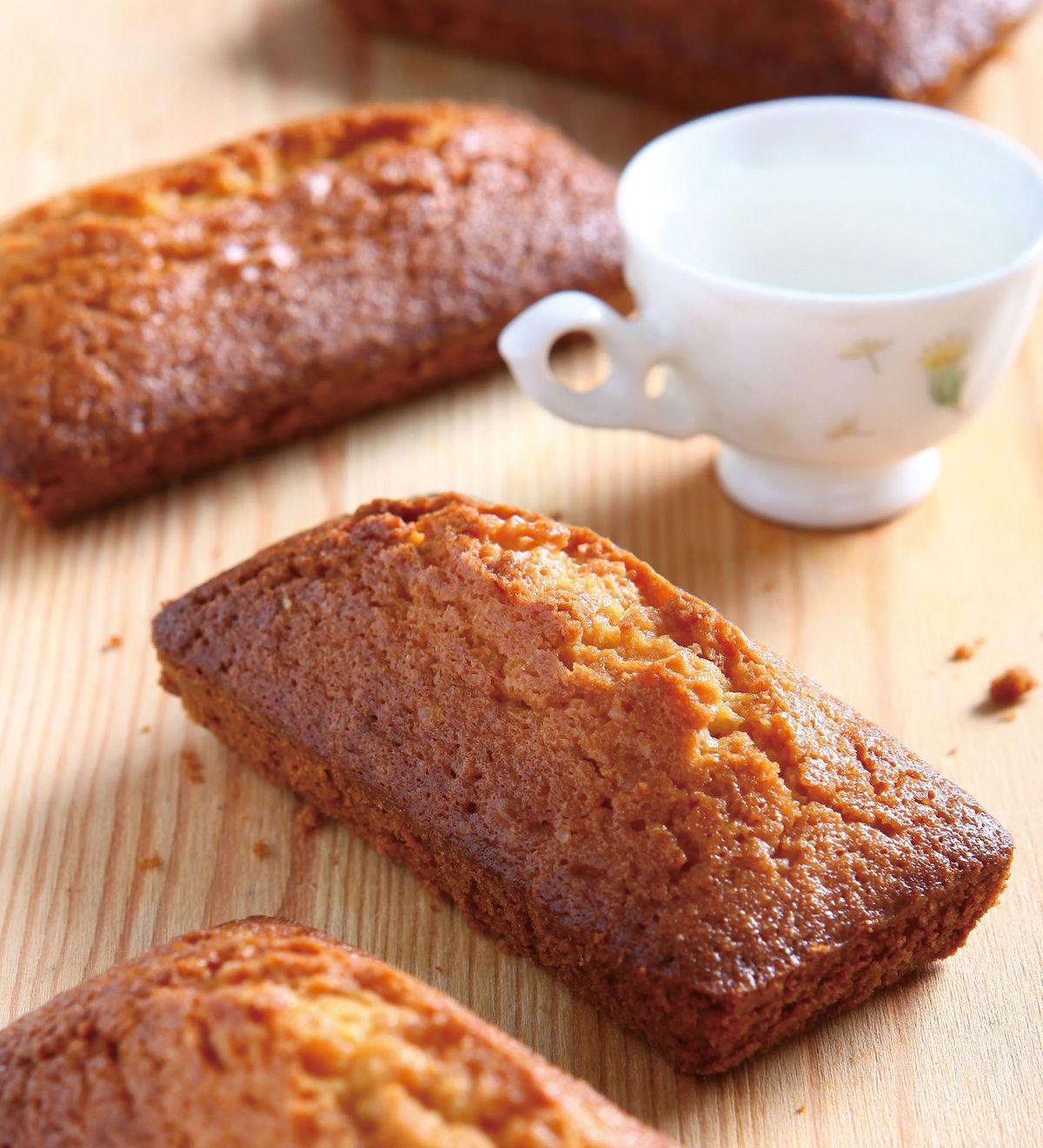 食譜:金磚小蛋糕