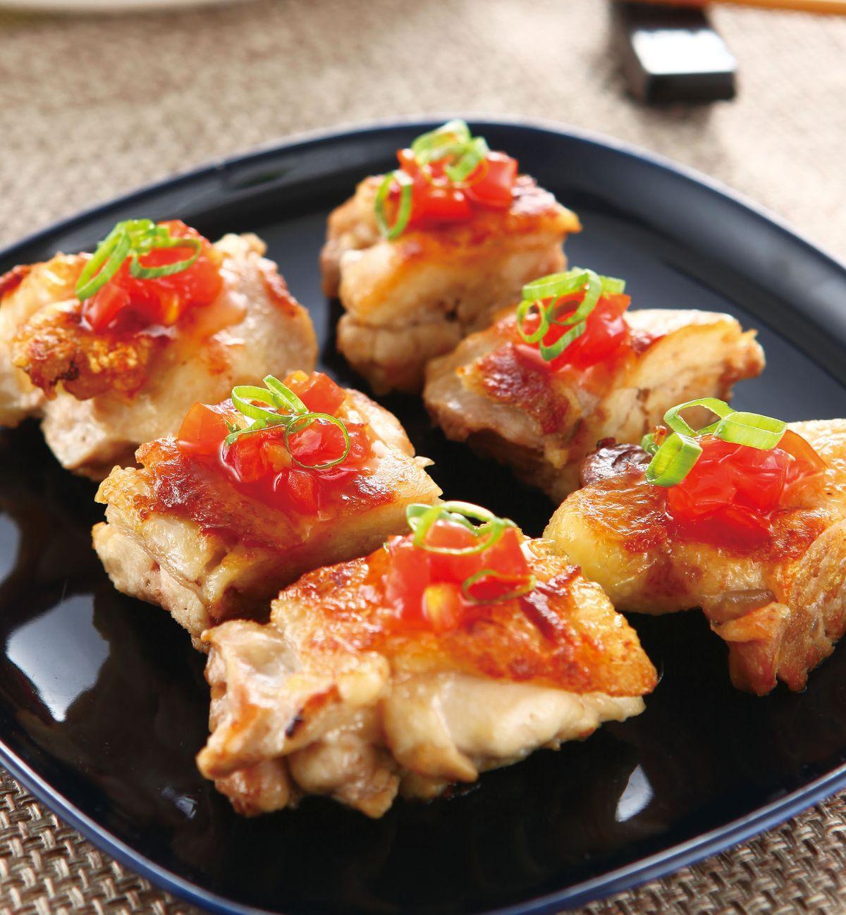 食譜:茄汁雞塊
