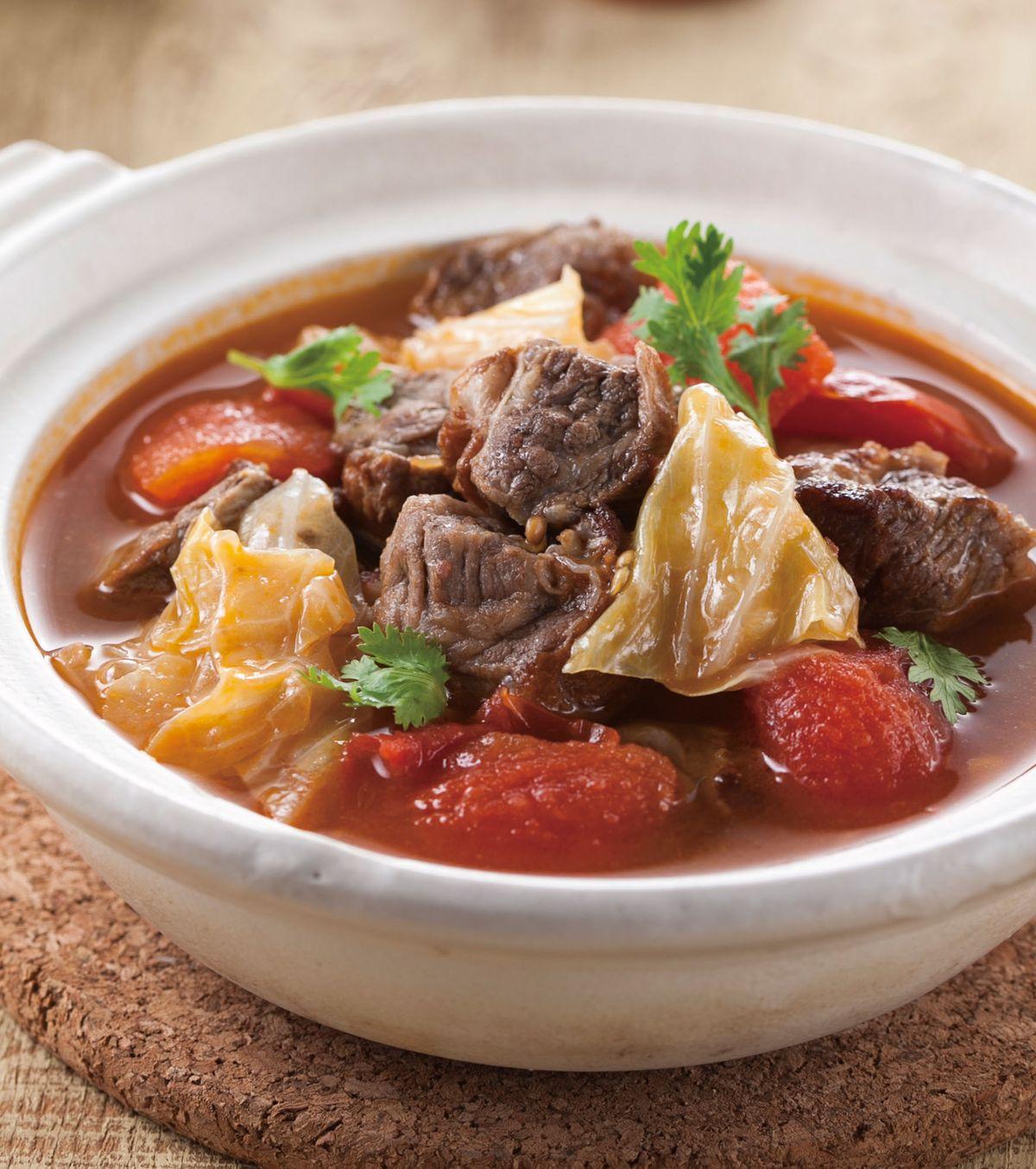 食譜:紅燒番茄牛肉