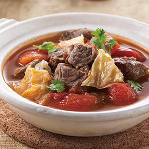 紅燒番茄牛肉