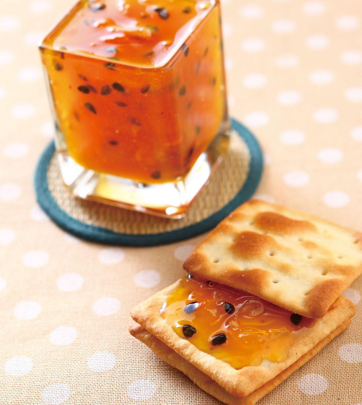 食譜:百香荔枝果醬