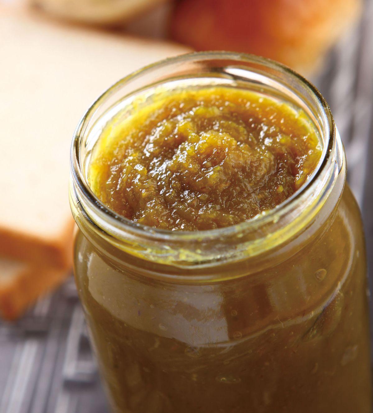 食譜:酪梨百香果醬