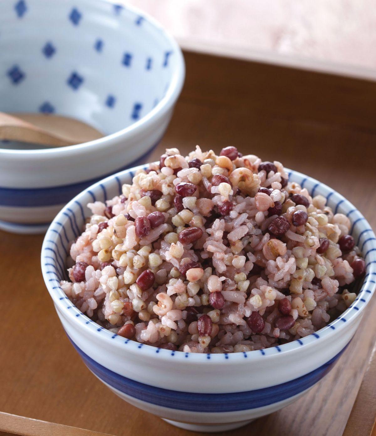 食譜:紅豆薏仁蕎麥飯