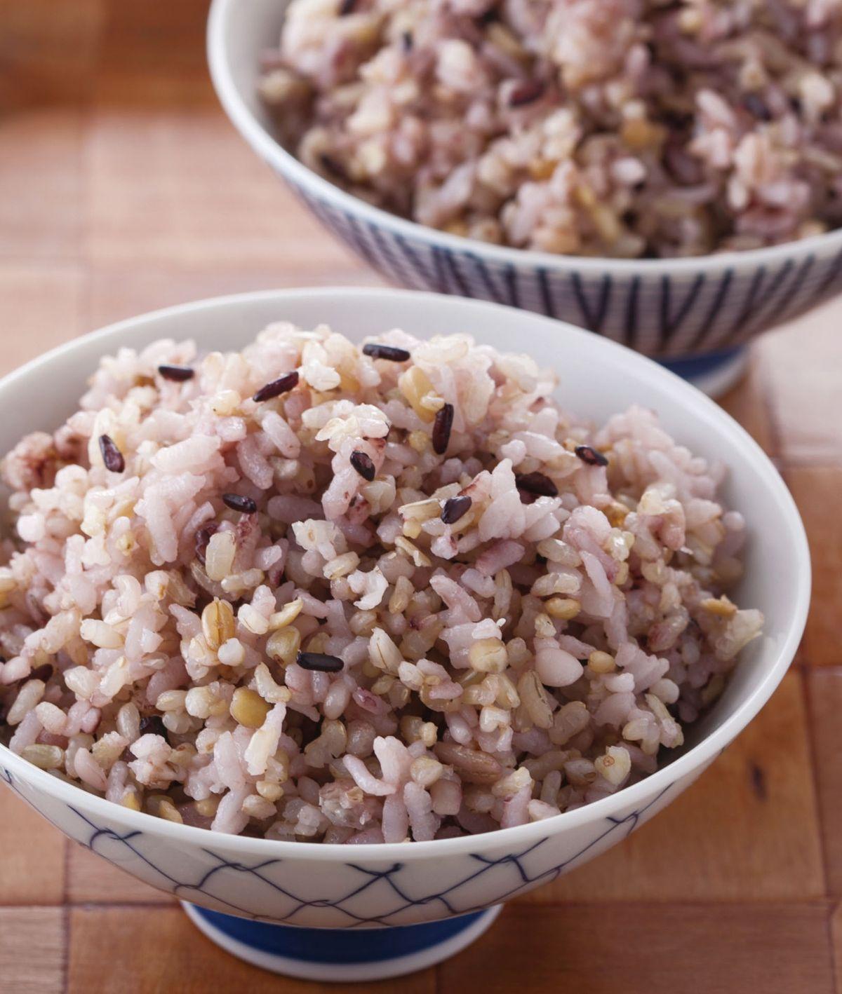 食譜:五穀米飯(1)