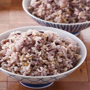 五穀米飯(1)