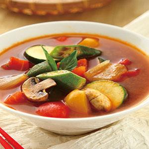 泰式酸辣蔬菜湯